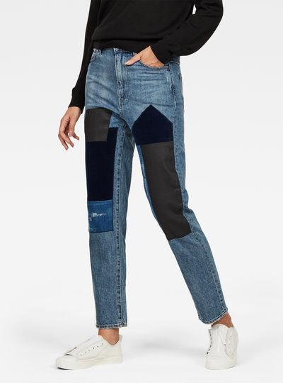 Midge Sec High Waist Boyfriend Jeans
