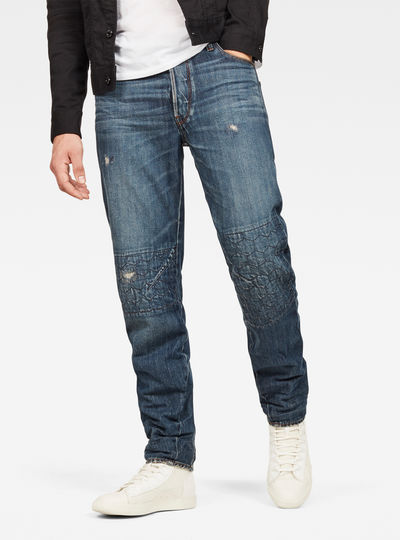 Arc 3D Relaxed Tapered Kikko Jeans