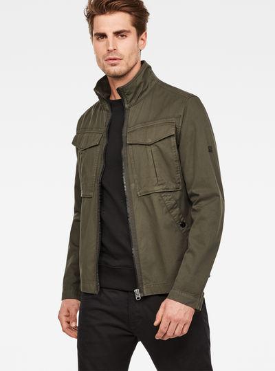 Vodan Army Jacket
