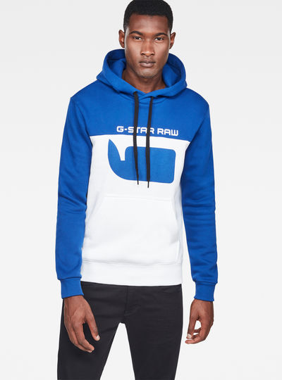Graphic 10 Core Hooded Sweat