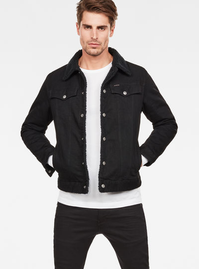 3301 Slim Sherpa Jacket