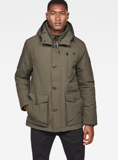 Vodan Padded  Jacket