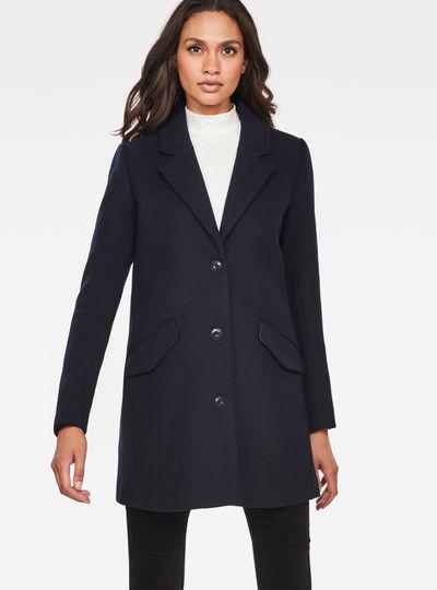 Minor SB Wool Check Coat