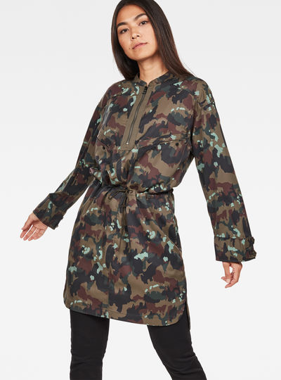 Powel Crusader Shirt Dress