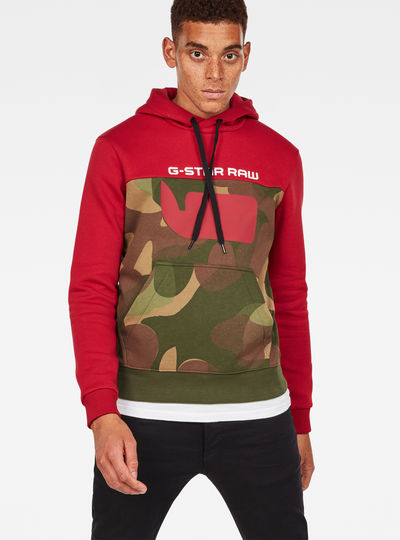 Grapic 20 Core Hooded Sweat