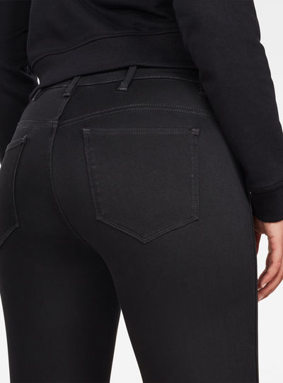 5622 G-Star Shape High waist Super Skinny Jeans
