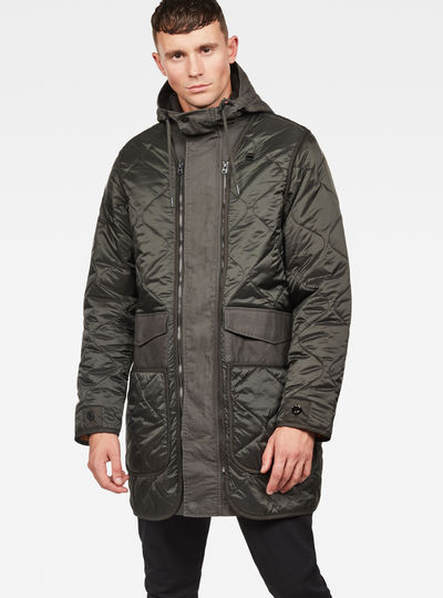 Vodan Quilted Parka