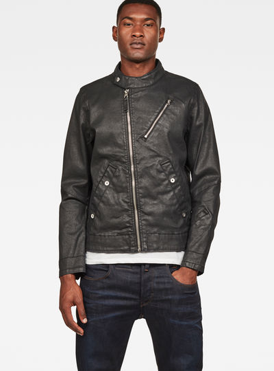Empral Deconstructed 3D Biker Jacket