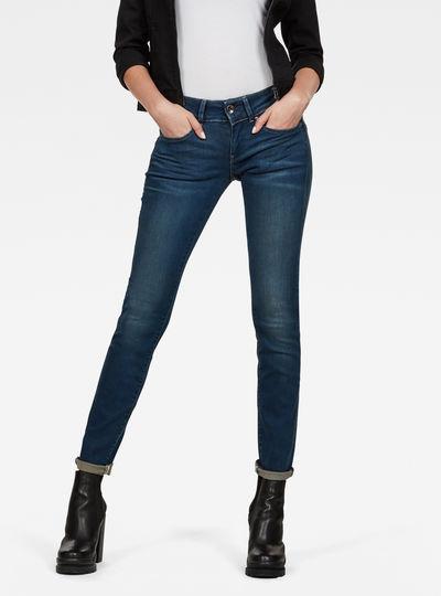 Midge Cody Mid Skinny Jeans