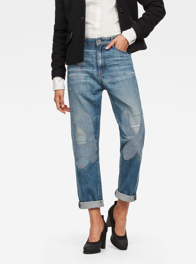 3301 High Boyfriend Restored Jeans