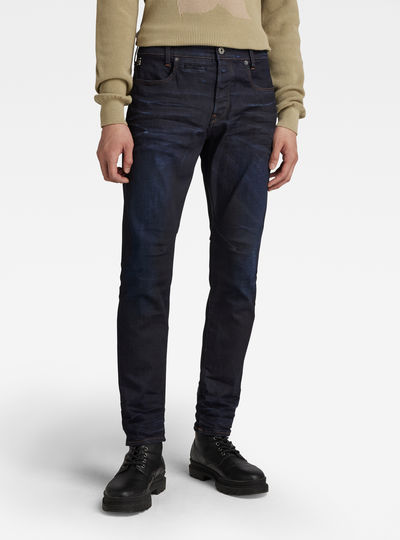 D-Staq 5-Pocket Slim Jeans