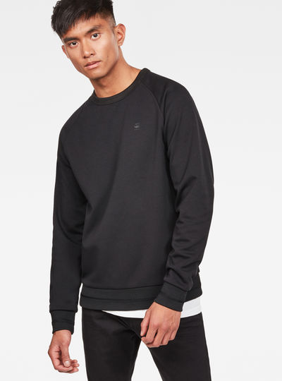 Core Sidezip Sweat