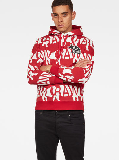 Cny Core Hooded Sweat