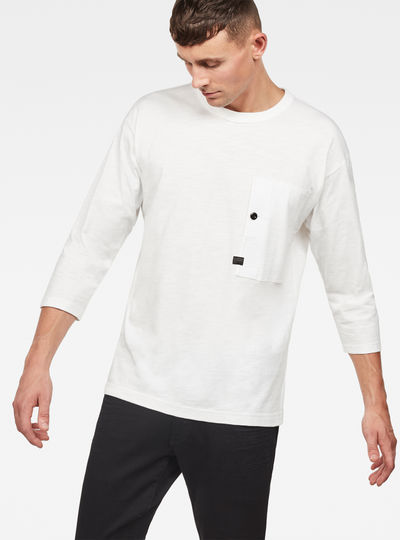 Dommic Stalt Pocket T-Shirt