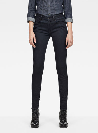 G-Star Shape High Super Skinny Jeans