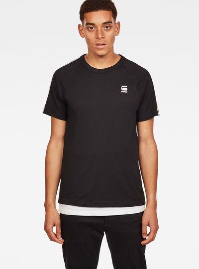 Satur New Raglan T-Shirt
