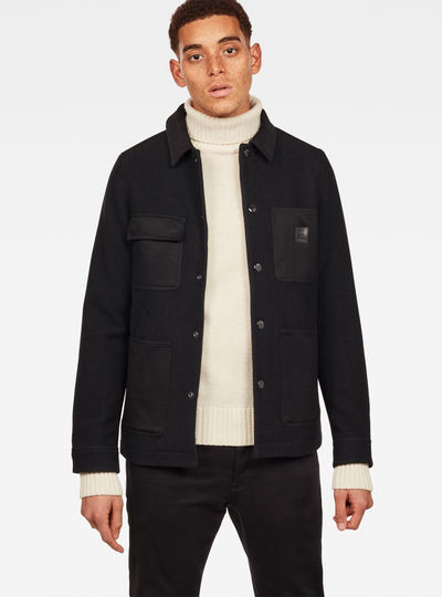 Blake Worker Pm Wool Jacket