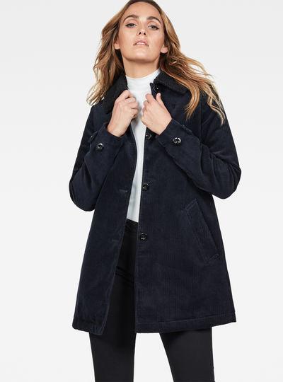 Deline Cord Mac Jacket
