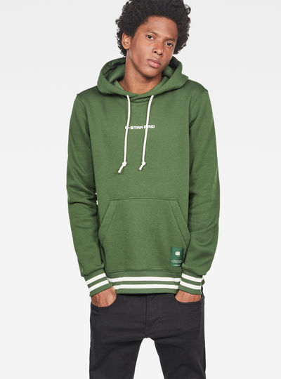 Swando-S Hooded Sweat
