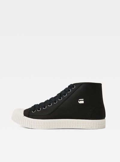 Rovulc Canvas Mid Sneakers