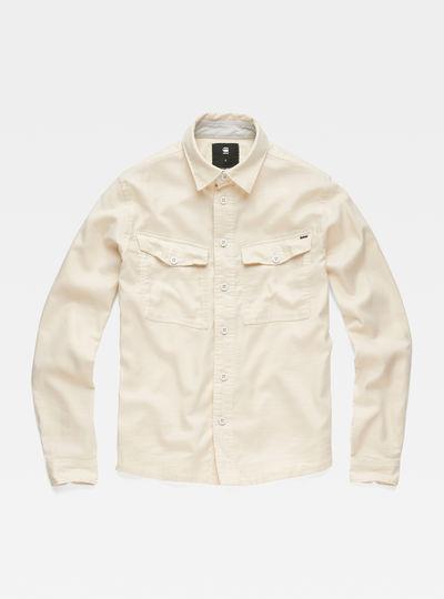Rovic Cropped Shirt