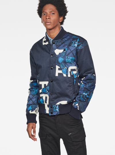 Rackam Sports Padded Bomber