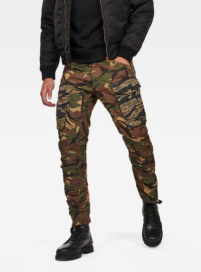Rovic RC 3D Straight Tapered Pants