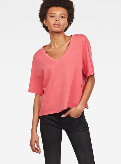 Rie V-Neck T-Shirt