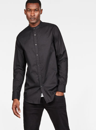 Stalt c-less clean shirt l\s