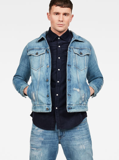3301 Slim Tapered Restored Jacket