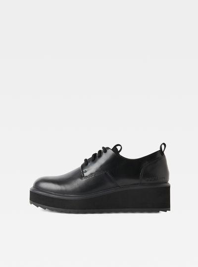 Strett Flatform Derby Sneakers