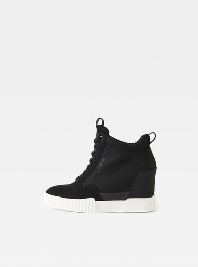 Rackam Wedge Sneakers