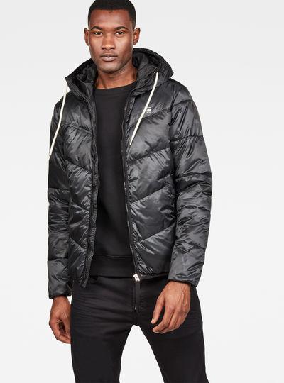 Attacc-s Camo Ann Puffer Jacket