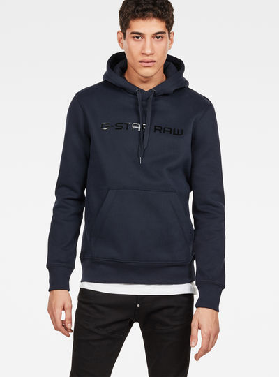 Loaq Hooded Core Sweat