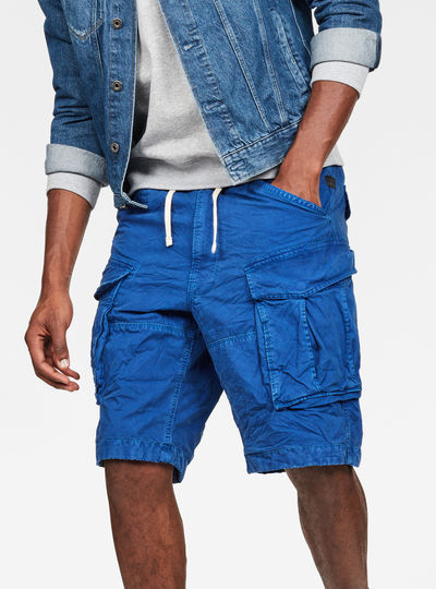 Rovic X-Relaxed Trainer Shorts