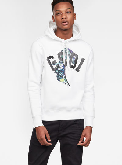 Graphic 31 Core Hooded Sweat