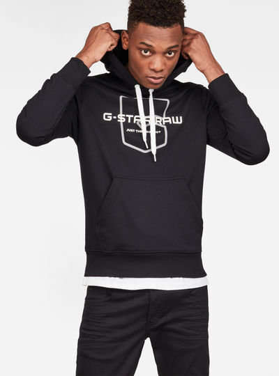 Graphic 33 Core Hooded Sweat