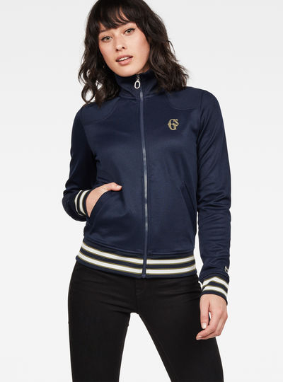 Lucay Slim Tracktop Sweat