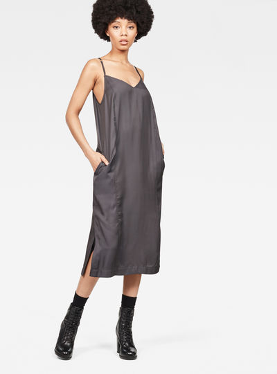 Core slip Dress Sleeveless