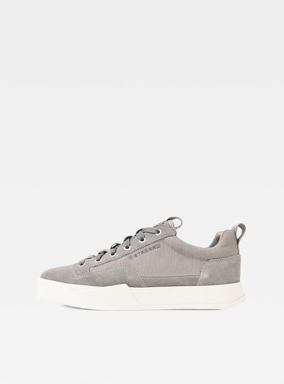 Rackam Core Low Denim Sneakers