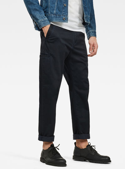 c383e9035f6e6 Bronson Service Straight Tapered Pants