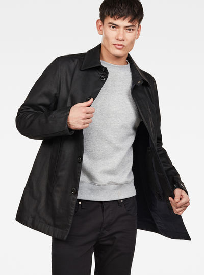 James Short Trench