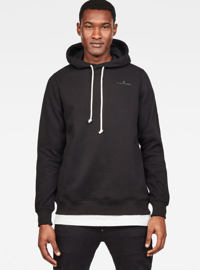 Korpaz Graphic Hooded Sweat
