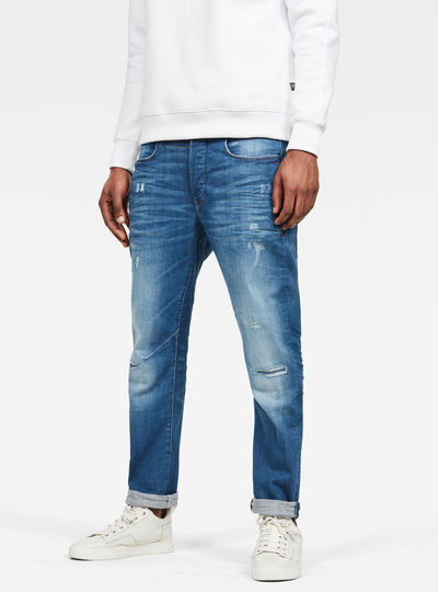 D-Staq 3D Straight Tapered Jeans
