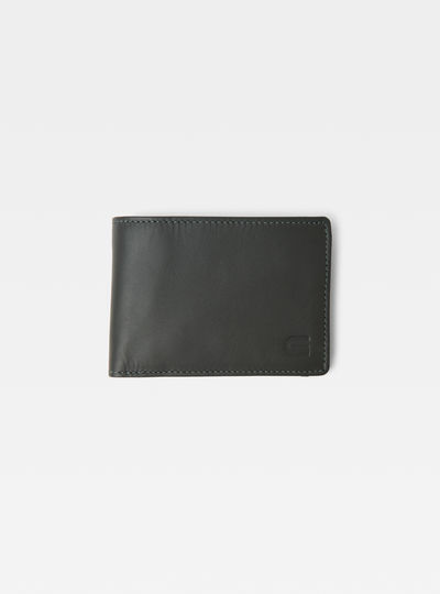 Cart Leather Wallet