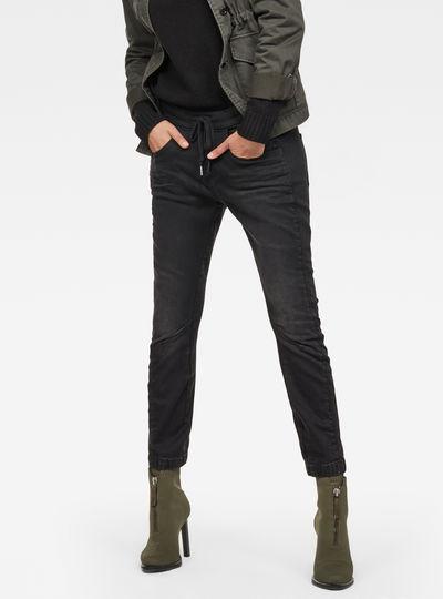 Arc 3D Slim Sport Low Boyfriend Jeans