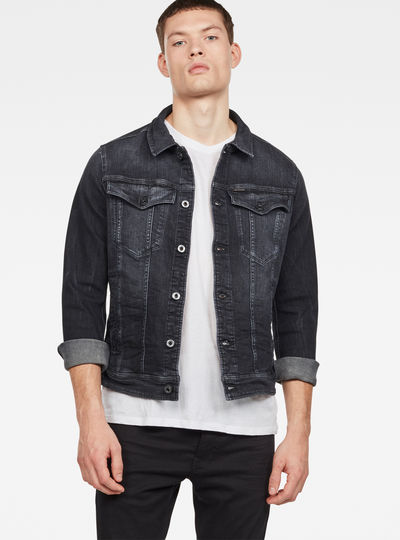 3302 Deconstructed 3D Slim Jacket