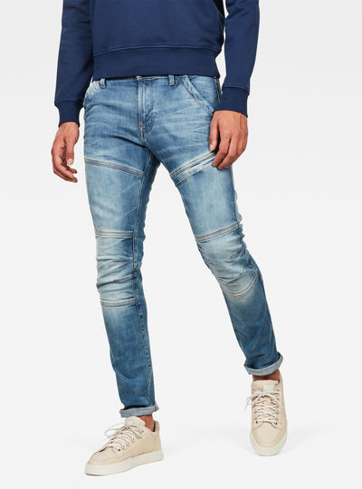 Rackam 3D Skinny Jeans