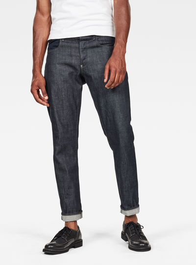 Kilcot Straight Tapered Jeans