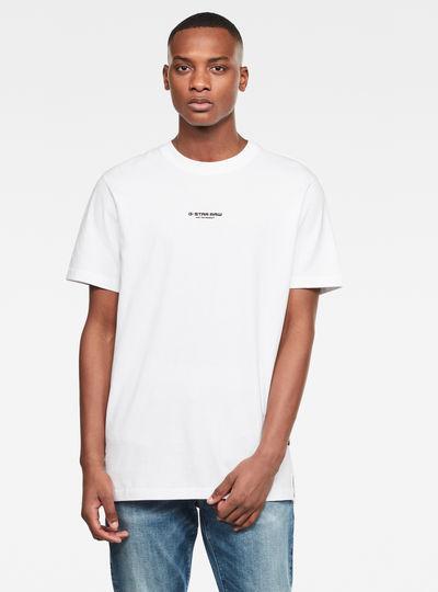 Center Chest Logo GR Loose T-Shirt
